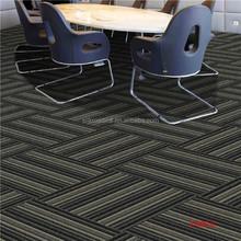 PP/ Nylon commercial Office carpet tiles