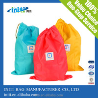 2015 Wholesale Drawstring Custom made Bag For Sport Use