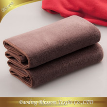 Wholesale 80 polyester 20 polyamide quick dry cleaning golf sports microfiber towel