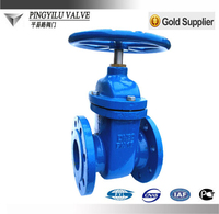 cast iron bronze trim gate valve specification made in china