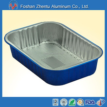 airline used aluminum foil container with lid