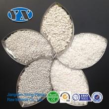 calcium carbonate master batch / caco3 filler masterbatch for pe / pp plastics
