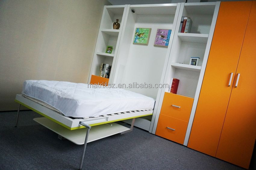 Pull Down Wall Bed Modern Wall Bed Space Saving Bed Buy