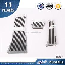 Auto Tuning Accessories Accelerator Pedal Gas Pedal Brake Pedal(M type) For BMW X5 E70 2007+ From Pouvenda