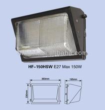 outdoor/indoor use high brightness wall light 150W