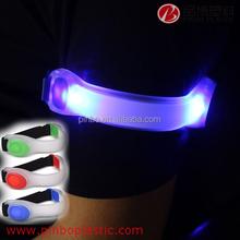 Led Armband for Outdoor Sports,flashing running sport armband