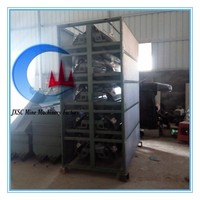rutile concentrating enrichment machine, electrostatic concentrator