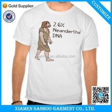 Breathable Custom Dry Fit Anti-Shirtink Men Blank Eco-Friendly Bulk Unisex Election T Shirt