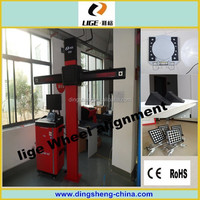 3D Wheel Alignment/wheel Alignment machine wheel clamp
