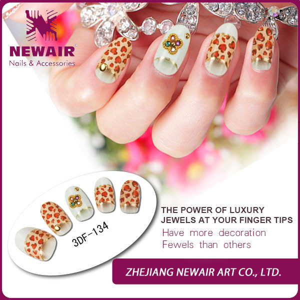 New Nail Art Products 2016 Wholesale Jewelry Nail Designs Online