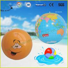 inflable pelota de playa