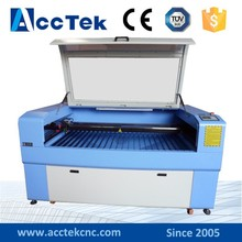 with high quality and high speed co2 laser cutting machine AKJ1390 for sale 3650$