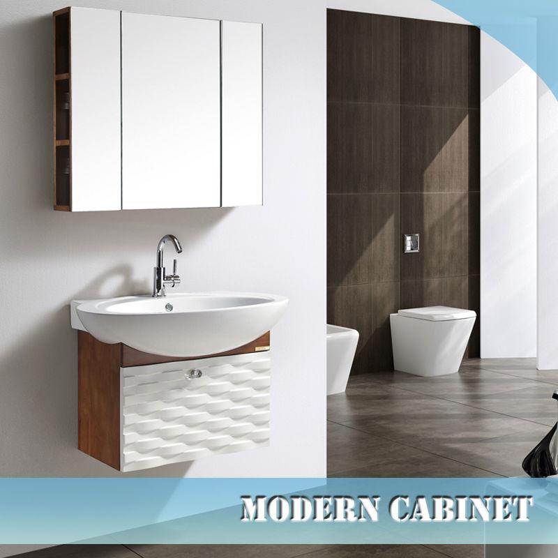 Hsce1322 gabinetes de baño delgado  mueble de baño europeo antiguo