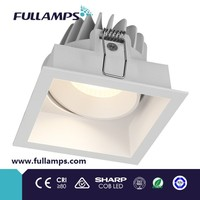 LED 10W Ceiling Recessed Downlight with newest design, long life span, 3 years warranty