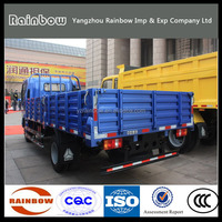 The hottest sale HOWO 4x2 cargo trucks