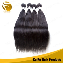 Hot selling Kinky Straight Human Hair Extension for Party