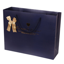 High quality competitive price recycled paper handbag