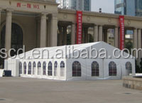 Sturdy tents middle Eastern style Marquee tent wedding party waterproof tent canopy for populor style