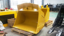 brand new 1500mm tilting bucket for 20ton excavator with bolts on edge