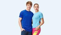 2015 fine fabric cool unisex stylish bamboo t-shirt