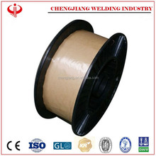 manufacturing of welding wire ER70S-6 for gas tanks