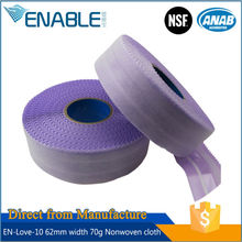 Free sample available the specified color baby diaper raw material