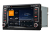 Audiosources 2 din 7 inch touch screen car dvd player for VW Toureg,VW Multivan with can-bus, 1.2GHZ CPU(AS-710)