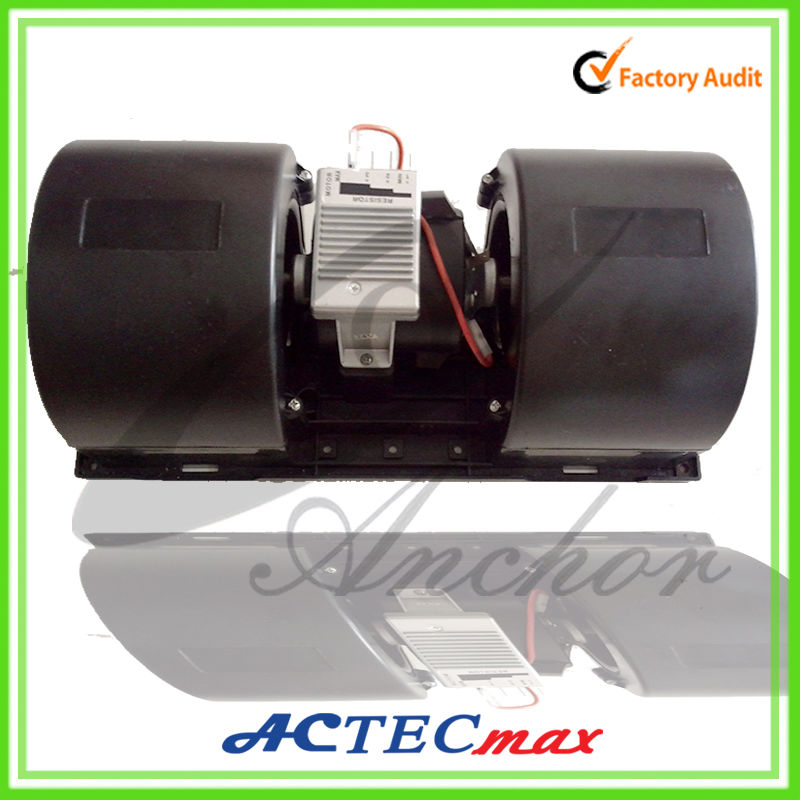 Spall auto fan blower motor bus 24 volt fan blower motor for 24 volt fan motor