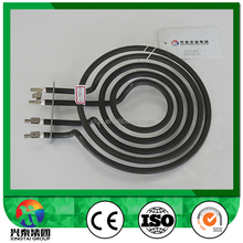 Coil Heating Element For Electric Stove With Support