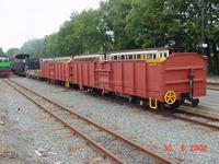 high-sided railway vehicles ;railway wagon