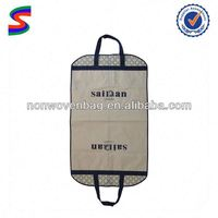 Hot Sale Suit Cover Bag/Foldable Garment Bag