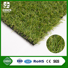 wuxi factory direct supply 4 color durable artificial turf natural garden carpet grass for landscape