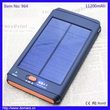 19V Solar Laptop Charger 11200mAh Solar Power Bank For Laptop