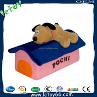 best car tissue box holder match cute animal
