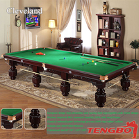 Professional 12ft snooker table never second hand pool tables for sale