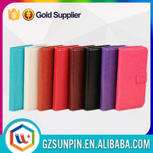 Fashion stand flip leather cover case for samsung galaxy s4 i9500
