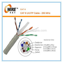 Cat 6 tipo Cable Lan
