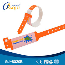 GJ-8020B 16 Years Manufacture Experience 2012 fashion wristbands