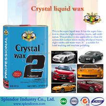 Crystal car wax/ crystal liquid wax