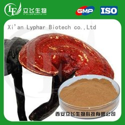 Lyphar Provide Powder and Capsule Form for Lucid Ganoderma Extract