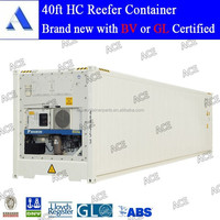 Brand new 20ft 40ft daikin reefer container cheap price for sale