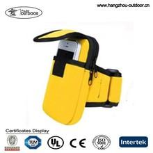 Mobile holder arm neoprene/Mobile holder/Mobile phone bean bag holder