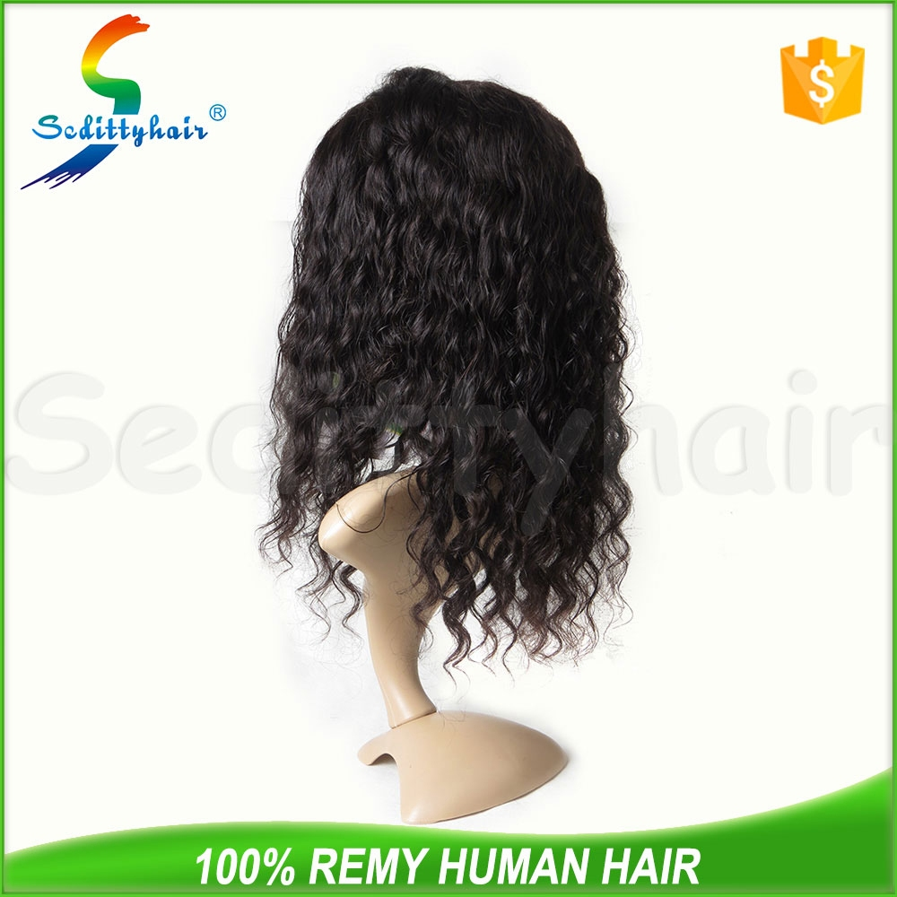 Deep Wave Human Hair Wig 41