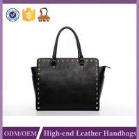 Quick Lead Custom Made Low Cost Yuejin Italian Leather Handbags