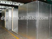 Copeland air cooled compressor freezer room embossed aluminum surface