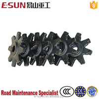 ESUN diamond asphalt and concrete crack router bit
