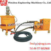 ISO9001:2008 UBJ1.8 electric squeeze mortar grout pump