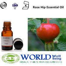 High Quality Pure Rose Hip Oil Rosehip Essential Oil Free Sample Rosehip Seed Oil
