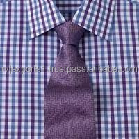 cheap indian new fashion casual mens cotton plaid shirt