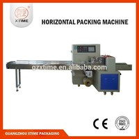 Automatic pillow plastic tube filling and sealing machine, instant noodle plastic tube filling and sealing machine